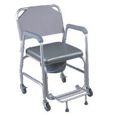 Fotoliu rulant cu scaun de toaleta FS699L