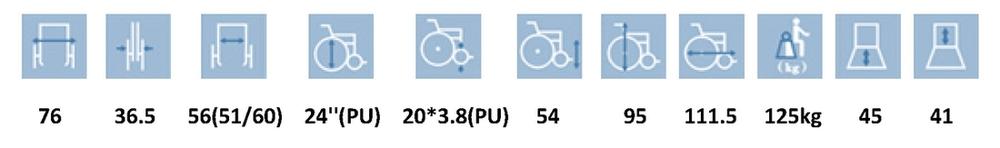 KY 951B-56 tabel